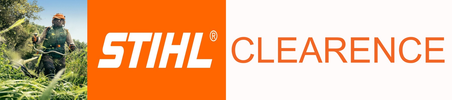 STIHL CLEARENCE